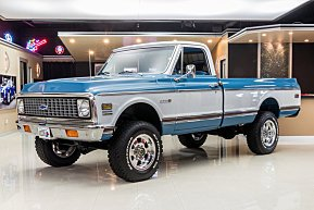 1972 Chevrolet C/K Truck for sale 100994956