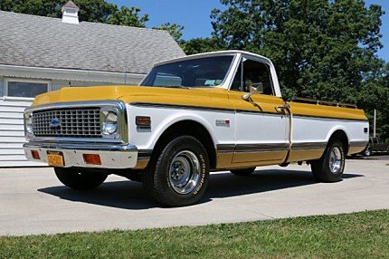 1972 Chevrolet C/K Truck for sale 101004269