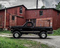 1972 Chevrolet C/K Truck for sale 101017216