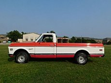 1972 Chevrolet C/K Truck for sale 101020714