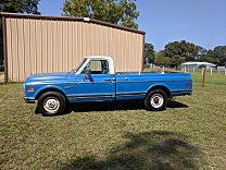 1972 Chevrolet C/K Truck Custom Deluxe for sale 101030899