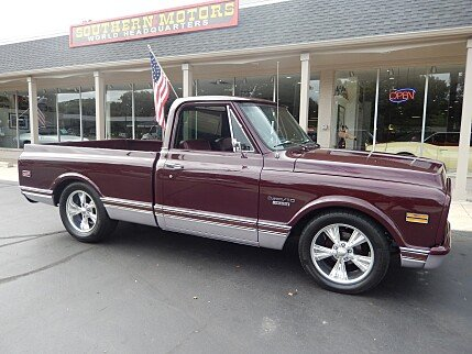 1972 Chevrolet C/K Truck for sale 101031719
