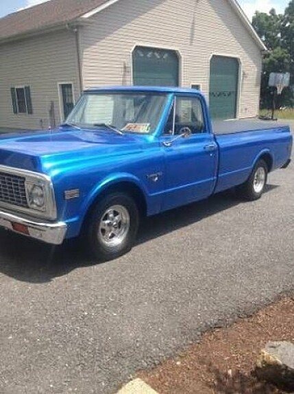 1972 Chevrolet C/K Truck for sale 101035602