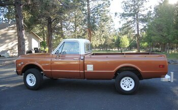 1972 Chevrolet C/K Truck 4x4 Regular Cab 2500 for sale 101041968