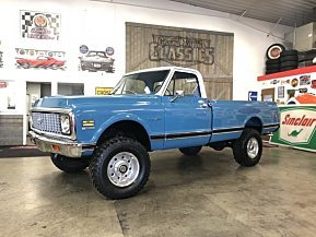 1972 Chevrolet C/K Truck for sale 101056927