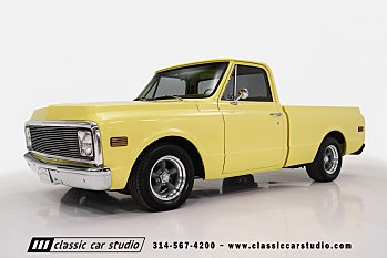 1972 Chevrolet C/K Trucks for sale 100855878