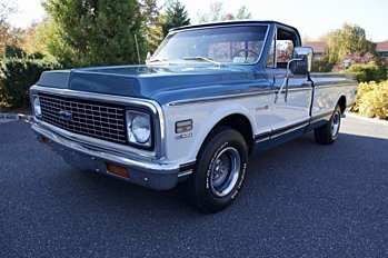 1972 Chevrolet C/K Trucks for sale 100731330