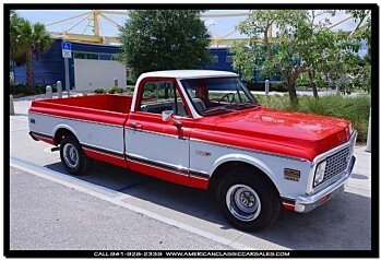 1972 Chevrolet C/K Trucks for sale 100767895
