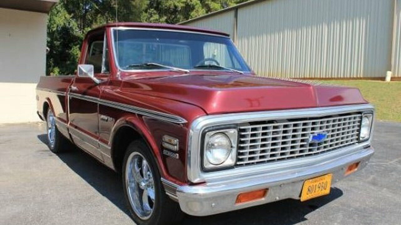 Truck » 1972 Chevy Trucks For Sale - Old Chevy Photos Collection ...