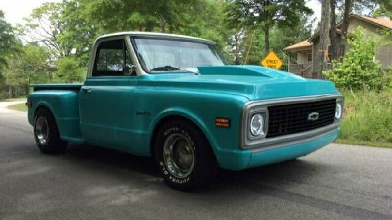 1972 Chevrolet C/K Trucks for sale 100841297