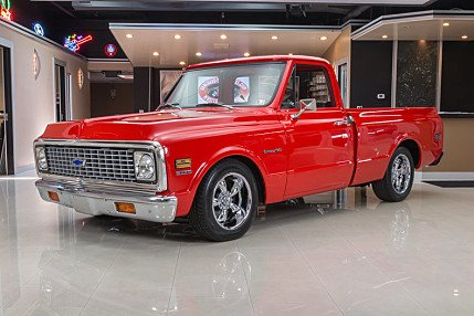 1972 Chevrolet C/K Trucks for sale 100782798