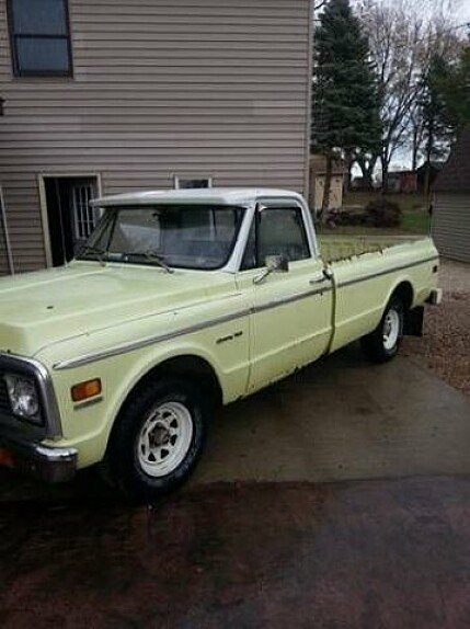 1972 Chevrolet C/K Trucks for sale 100826643