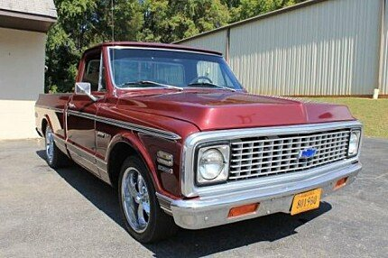 1972 Chevrolet C/K Trucks for sale 100834083