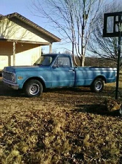 1972 Chevrolet C/K Trucks for sale 100838001