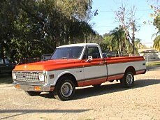 1972 Chevrolet C/K Trucks Cheyenne for sale 100841294