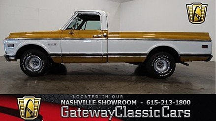 1972 Chevrolet C/K Trucks Cheyenne for sale 100870605