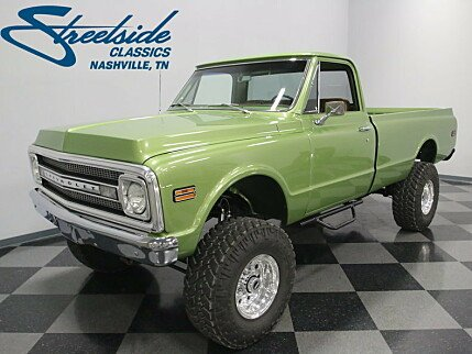 1972 Chevrolet C/K Trucks for sale 100909179