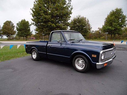 1972 Chevrolet C/K Trucks for sale 100914105