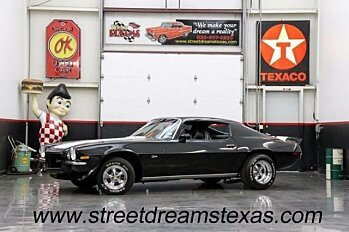 1972 Chevrolet Camaro for sale 100887006