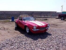 1972 Chevrolet Camaro Z28 for sale 100980558