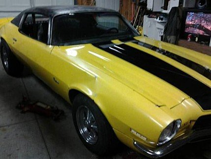 1972 Chevrolet Camaro for sale 100871588