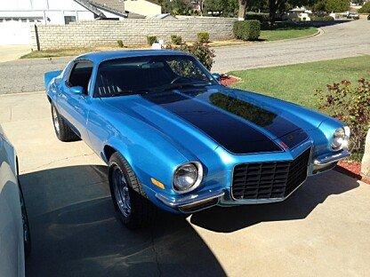 1972 Chevrolet Camaro for sale 100888489
