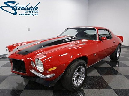 1972 Chevrolet Camaro for sale 100930607