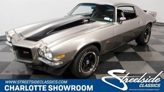 1972 Chevrolet Camaro Classics For Sale Classics On