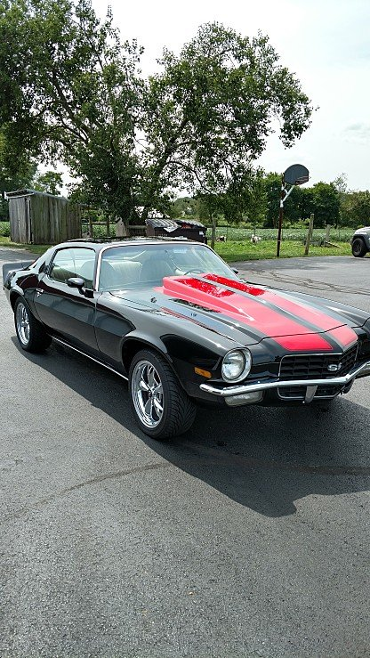 1972 Chevrolet Camaro SS Coupe for sale 101003138