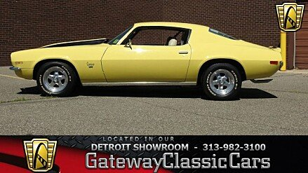 1972 Chevrolet Camaro for sale 101003558
