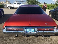 1972 Chevrolet Caprice for sale 100826281