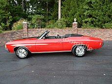 1972 Chevrolet Chevelle for sale 100789098
