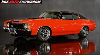 1972 Chevrolet Chevelle for sale 100834392