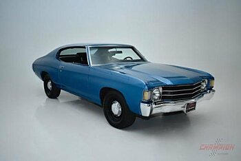 1972 Chevrolet Chevelle for sale 100880593