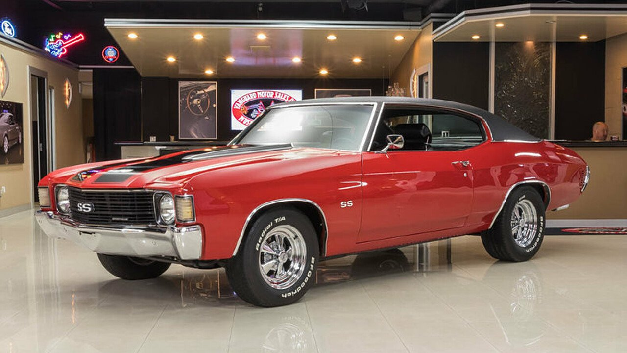 1972 Chevrolet Chevelle for sale 100887267