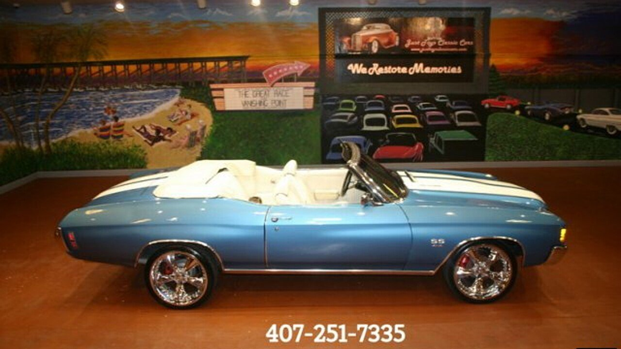 1972 Chevrolet Chevelle for sale 100890644