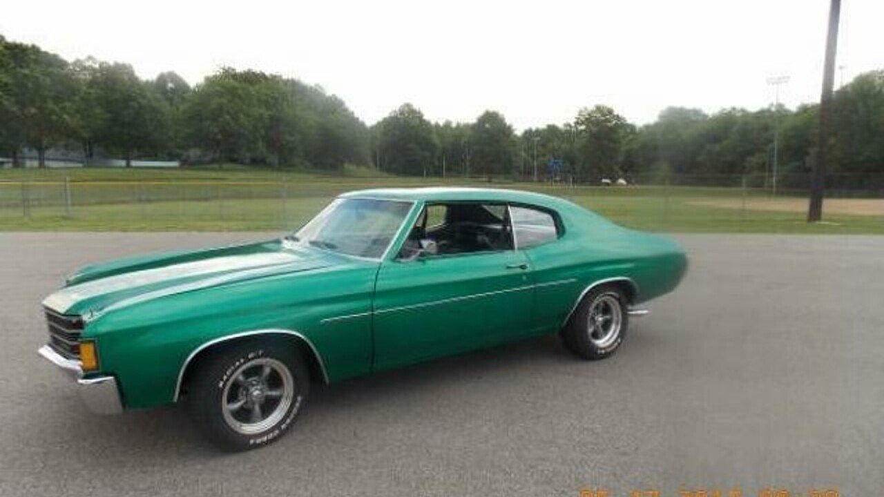 1972 Chevrolet Chevelle for sale 100893708