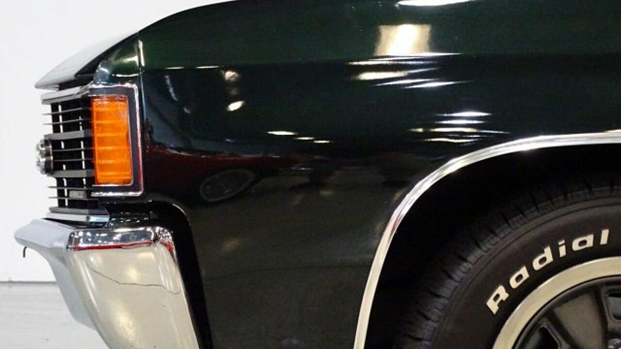 1972 chevrolet chevelle for sale 100896706