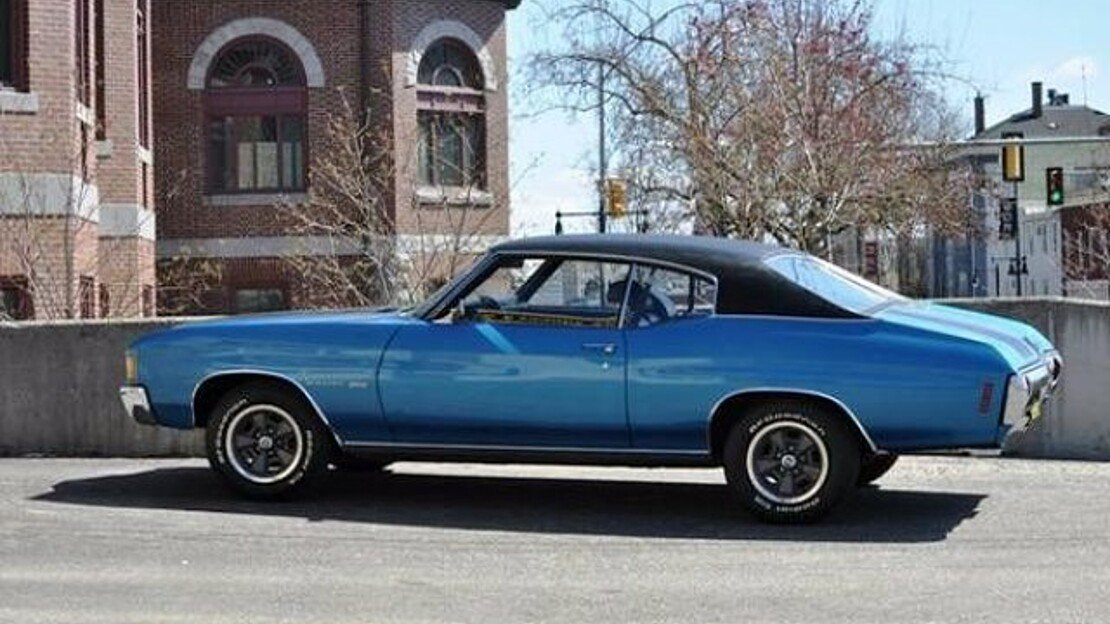 1972 Chevrolet Chevelle for sale 100913429