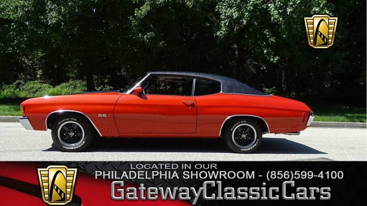 1972 Chevrolet Chevelle for sale 100920045