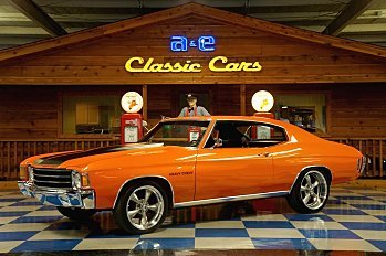 1972 Chevrolet Chevelle for sale 100928080