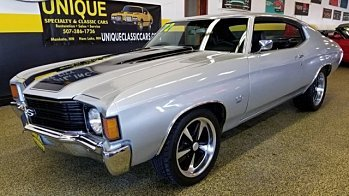 1972 Chevrolet Chevelle for sale 100955424