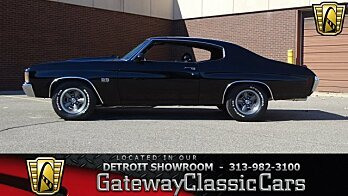 1972 Chevrolet Chevelle for sale 100963884