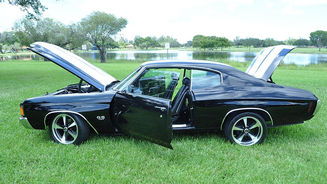 1972 Chevrolet Chevelle for sale 101038339