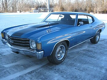 1972 Chevrolet Chevelle for sale 100874323