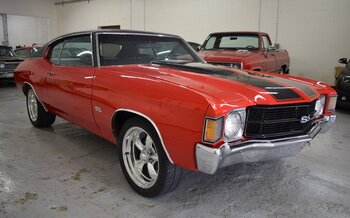 1972 Chevrolet Chevelle for sale 100982550