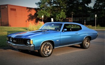 1972 Chevrolet Chevelle SS for sale 100997797