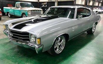 1972 Chevrolet Chevelle for sale 101032221