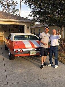 1972 Chevrolet Chevelle for sale 100722705