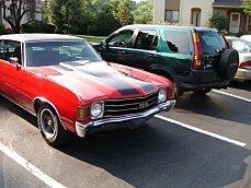 1972 Chevrolet Chevelle for sale 100780515